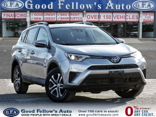 Used 2017 Toyota RAV4 LE MODEL, AWD, REARVIEW CAMERA, HEATED SEAST for sale in Toronto, ON