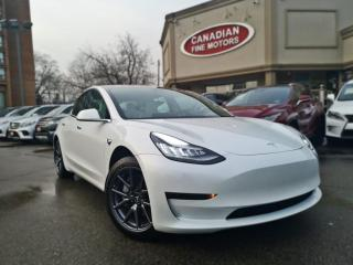 Used 2020 Tesla Model 3 Model 3 STANDARD RANGE PLUS - ADVANCE A.P - SKY VIEW for sale in Scarborough, ON