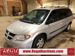 Used 2006 Dodge Grand Caravan SE WAGON for sale in Calgary, AB