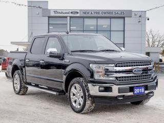 Used 2018 Ford F-150 LARIAT ONE OWNER | 502A for sale in Winnipeg, MB