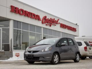 Used 2014 Honda Fit LX | 1-OWNER | NO ACCIDENT | LOCAL for sale in Winnipeg, MB