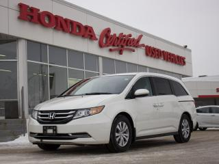 Used 2016 Honda Odyssey EX HONDA LANEWATCH | BLUETOOTH for sale in Winnipeg, MB