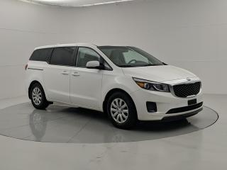 Used 2017 Kia Sedona L Rear View Camera | Bluetooth | Reclining 3rd row Seats for sale in Winnipeg, MB