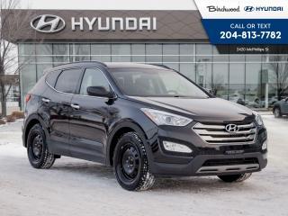 Used 2016 Hyundai Santa Fe Sport Premium Heated Seats | Heated Steering | Winter Tires for sale in Winnipeg, MB