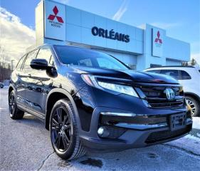 Used 2019 Honda Pilot Black Edition for sale in Orléans, ON