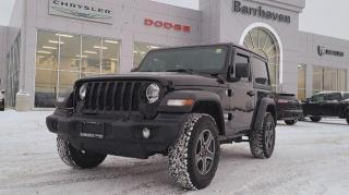 Used 2019 Jeep Wrangler SPORT for sale in Ottawa, ON