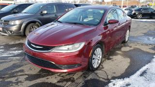Used 2015 Chrysler 200 for sale in London, ON
