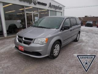 Used 2014 Dodge Grand Caravan SE/SXT for sale in Arnprior, ON