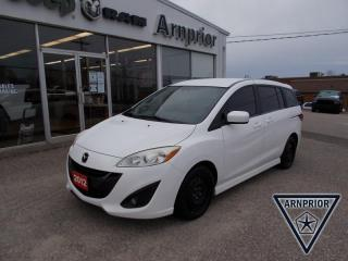 Used 2012 Mazda MAZDA5 GT (A5) for sale in Arnprior, ON