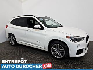 Used 2017 BMW X1 XDrive28i Msport AWD NAVIGATION - TOIT OUVRANT - for sale in Laval, QC
