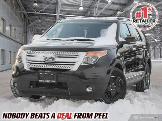 Used 2012 Ford Explorer XLT for sale in Mississauga, ON