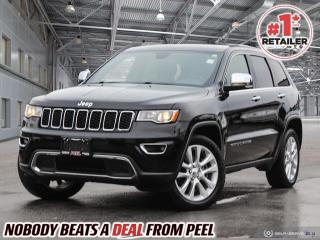 Used 2017 Jeep Grand Cherokee Limited for sale in Mississauga, ON