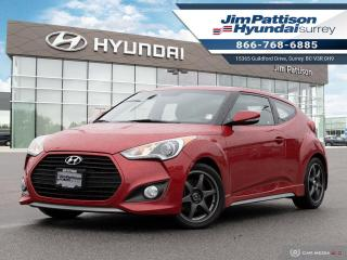 Used 2013 Hyundai Veloster Turbo for sale in Surrey, BC