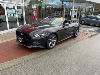 Used 2017 Ford Mustang V6 CONVERTIBLE for sale in Surrey, BC
