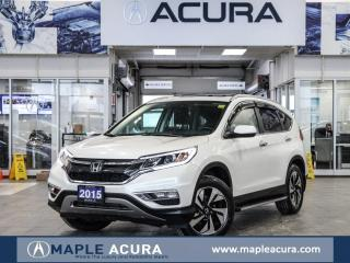 Used 2015 Honda CR-V Touring for sale in Maple, ON