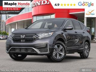 New 2021 Honda CR-V LX for sale in Vaughan, ON