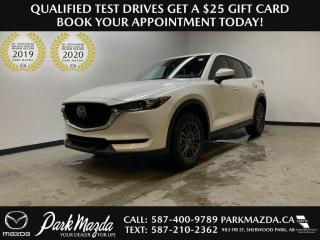 New 2021 Mazda CX-5 GS for sale in Sherwood Park, AB