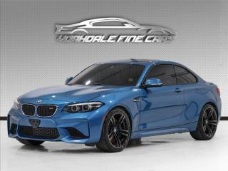 Used 2018 BMW 2 Series M2 M Performance Exhaust, 6 Speed, Loaded, No Accidents for sale in Concord, ON