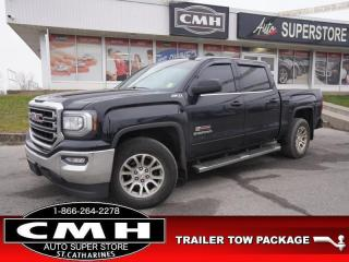 Used 2016 GMC Sierra 1500 SLE  Z71 4X4 CAM BLUETOOTH P/SEAT 18-AL for sale in St. Catharines, ON