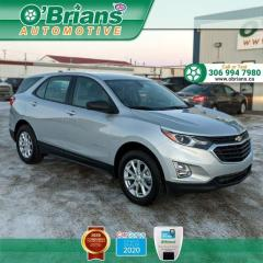 Used 2019 Chevrolet Equinox LS - Brand New at Used Pricing! - Accident Free w/AWD, Command S for sale in Saskatoon, SK