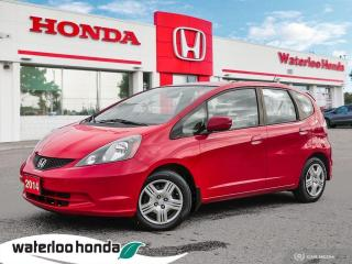 Used 2014 Honda Fit LX for sale in Waterloo, ON