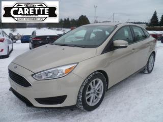 Used 2017 Ford Focus SE for sale in East broughton, QC