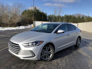 Used 2017 Hyundai Elantra GL 2WD for sale in Cayuga, ON