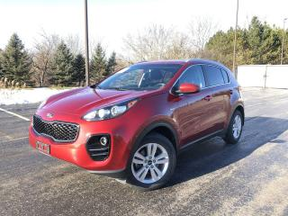 Used 2019 Kia Sportage LX AWD for sale in Cayuga, ON