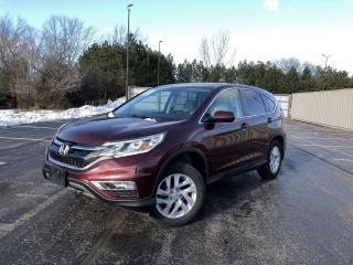 Used 2015 Honda CR-V EX 4WD for sale in Cayuga, ON