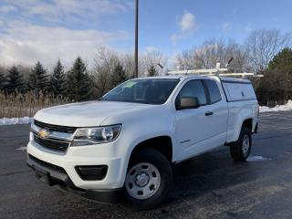 Used 2017 Chevrolet Colorado WT Ext. Cab 2WD for sale in Cayuga, ON