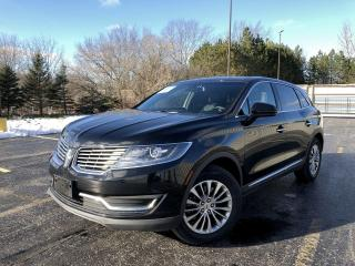 Used 2018 Lincoln MKX Select AWD for sale in Cayuga, ON