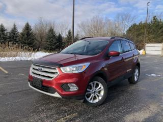 Used 2018 Ford Escape SEL 4WD for sale in Cayuga, ON