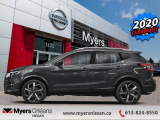 New 2020 Nissan Qashqai AWD SL  - ProPILOT ASSIST - $226 B/W for sale in Orleans, ON