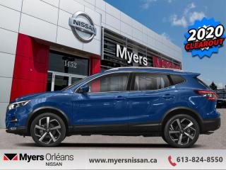 New 2020 Nissan Qashqai FWD SV  - Sunroof - $179 B/W for sale in Orleans, ON