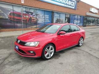 Used 2017 Volkswagen Jetta GLI Autobahn for sale in Mississauga, ON