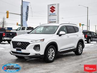 Used 2019 Hyundai Santa Fe Essential AWD ~Heated Seats/Wheel ~Cam ~Bluetooth for sale in Barrie, ON