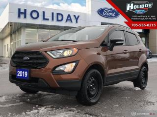Used 2019 Ford EcoSport SES for sale in Peterborough, ON