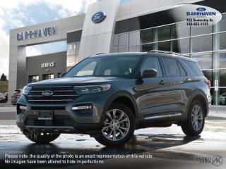 Used 2020 Ford Explorer XLT for sale in Ottawa, ON