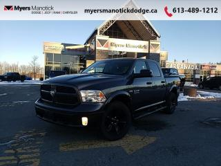 Used 2017 RAM 1500 Outdoorsman  - Aluminum Wheels -  Fog Lamps - $236 B/W for sale in Ottawa, ON