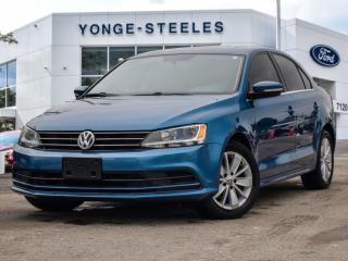 Used 2016 Volkswagen Jetta Sedan Trendline for sale in Thornhill, ON