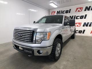 Used 2011 Ford F-150 XLT TRÈS PROPRE !! for sale in La Sarre, QC