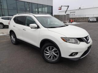 Used 2014 Nissan Rogue SL for sale in Kingston, ON