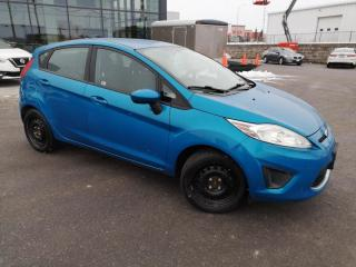 Used 2012 Ford Fiesta SE for sale in Kingston, ON