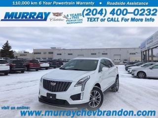 New 2021 Cadillac XT5 AWD Premium Luxury for sale in Brandon, MB