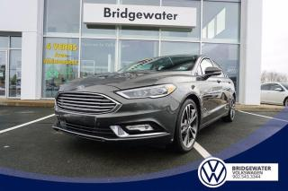 Used 2017 Ford Fusion Titanium for sale in Hebbville, NS