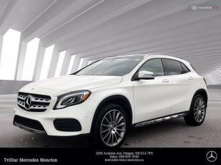 Used 2020 Mercedes-Benz GLA GLA 250 for sale in Dieppe, NB