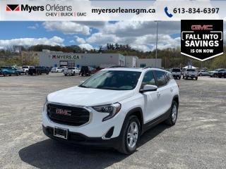 Used 2021 GMC Terrain SLE  - Sunroof - Heated Seats for sale in Orleans, ON