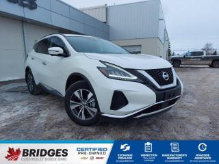 Used 2020 Nissan Murano SV**Moonroof | Heated Seats | Remote Start** for sale in North Battleford, SK