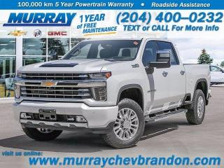 New 2021 Chevrolet Silverado 2500 HD High Country for sale in Brandon, MB