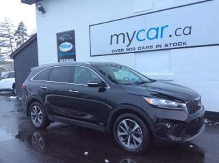 Used 2019 Kia Sorento 3.3L EX V6, 7PASS, LEATHER, HEATED SEATS, UNREAL DEAL!! for sale in Richmond, ON